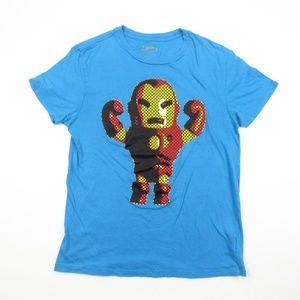 Tokidoki X Marvel Womens Large Iron Man T Shirt